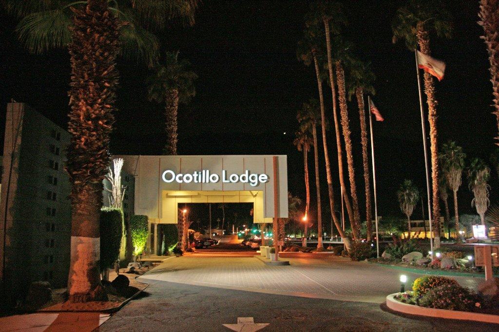 Palm Springs Ocotillo Lodge